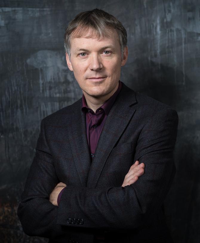 Reto Reichenbach Porträt